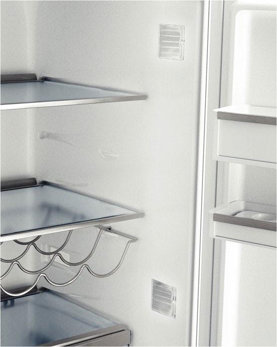 bosch b11cb50sss 24 inch counter depth bottom freezer refrigerator with 11 0 cu ft capacity 2. Black Bedroom Furniture Sets. Home Design Ideas