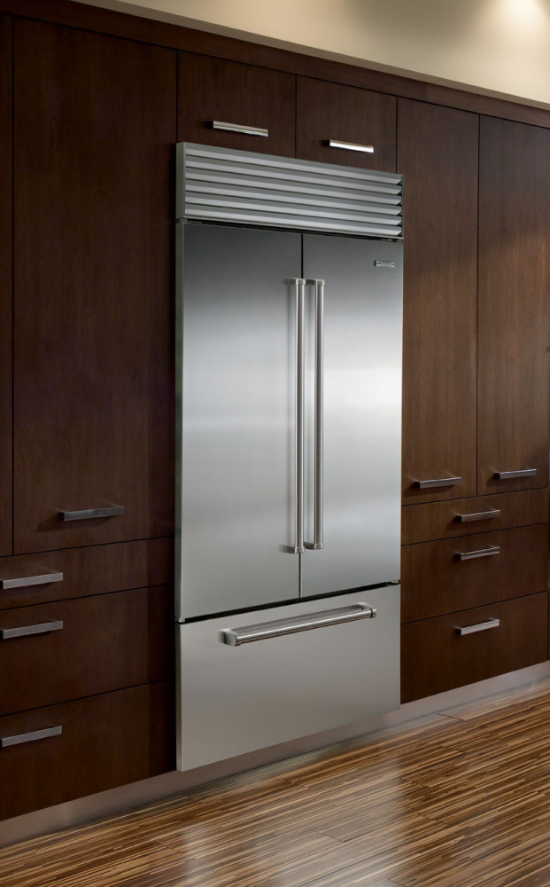 Sub Zero Bi36ufdsth 36 Inch Built In French Door