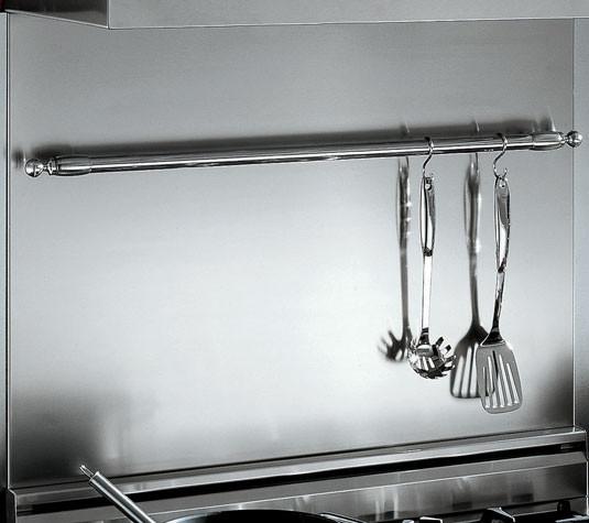 bertazzoni bs36herx 36 inch stainless steel backsplash with utensil