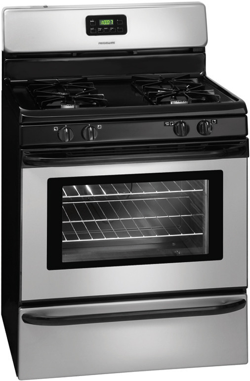 Frigidaire FFGF3015LM 30 Inch Freestanding Gas Range with ...