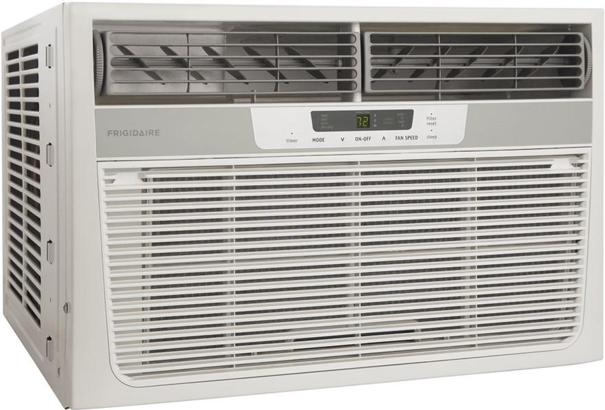 Frigidaire fra18emu2 18 500 btu room air conditioner with for 18500 btu window air conditioner