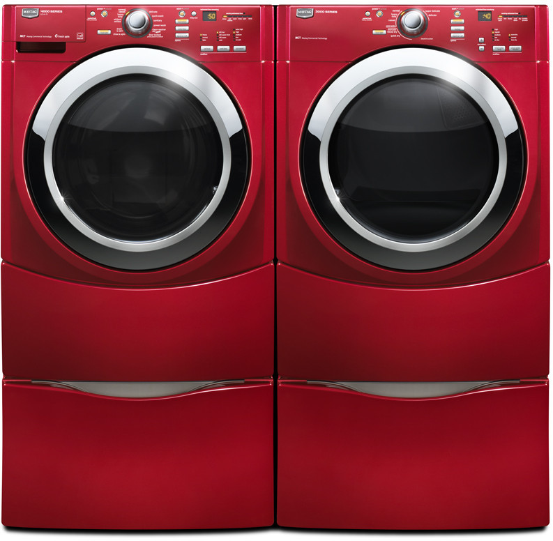 Maytag Mhwe400ww 27 Inch Front Load Washer With 4 5 Cu Ft