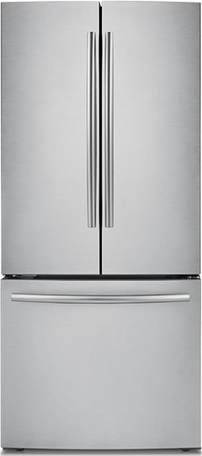 Samsung Rf220nctasr 30 Inch French Door Refrigerator With
