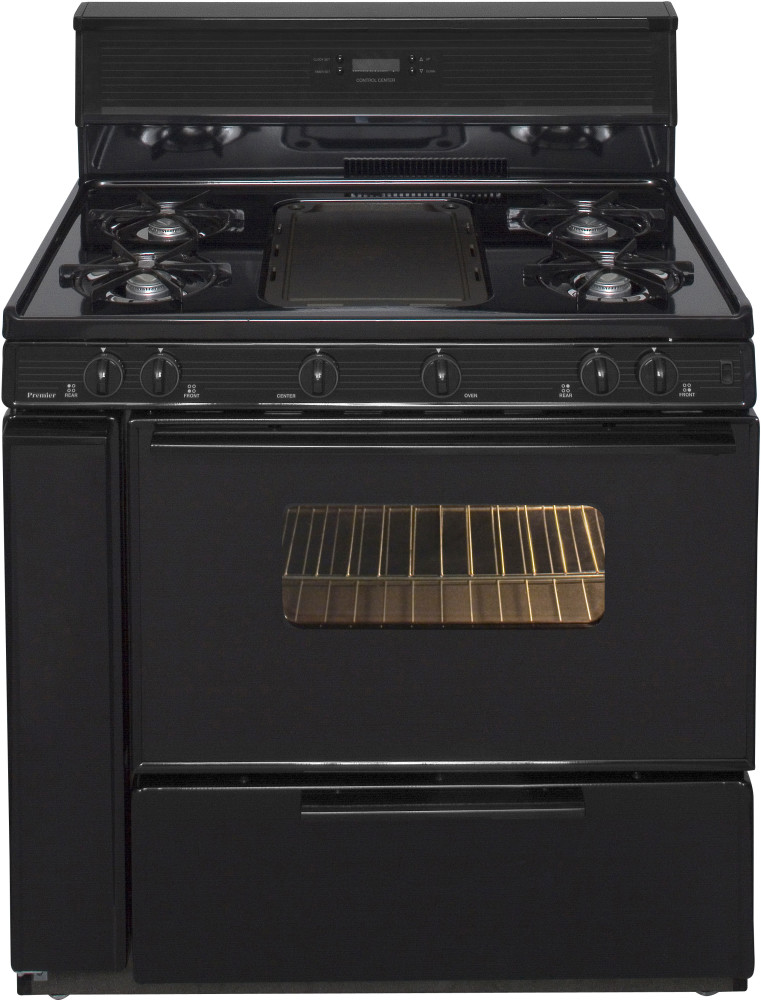 Premier Slk849bp 36 Inch Freestanding Gas Range With 5
