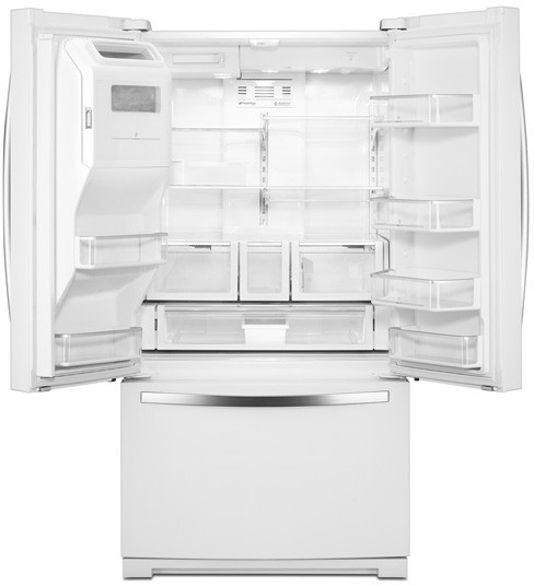 Whirlpool Wrf989sdah 36 Inch French Door Refrigerator With