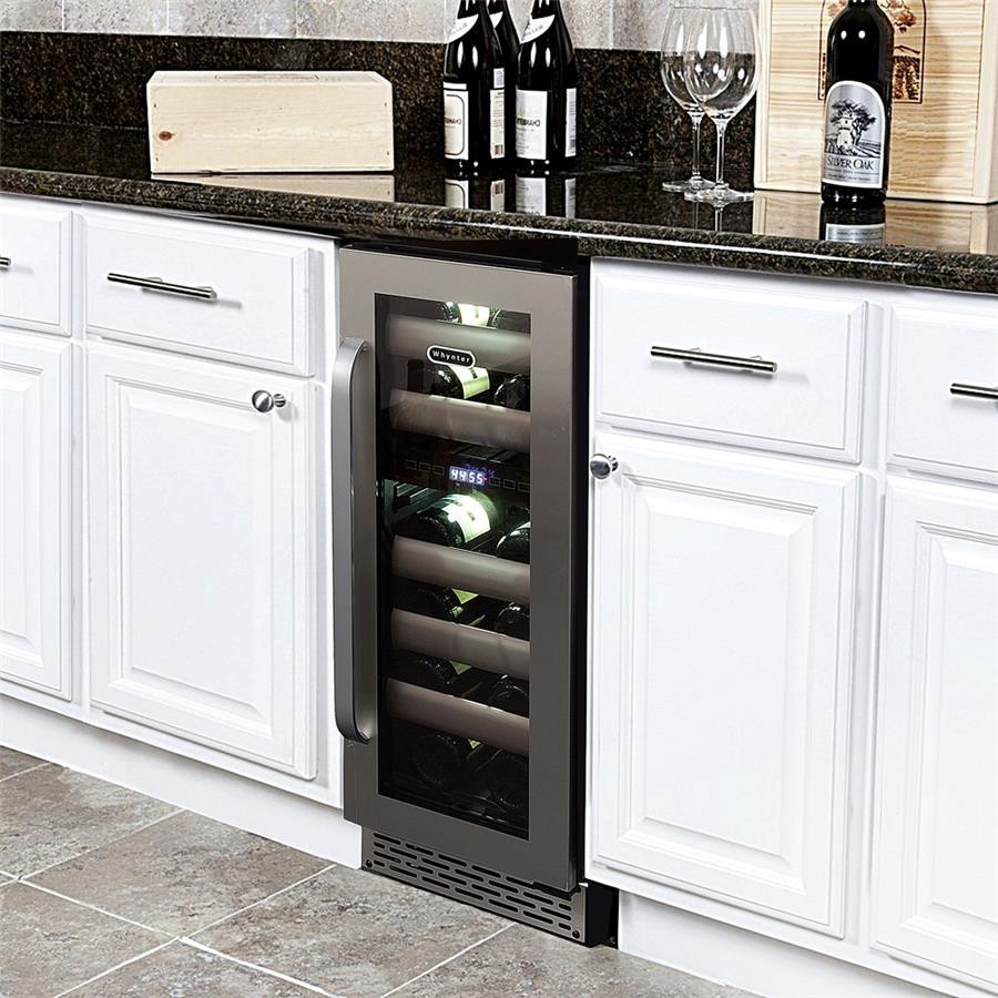 Whynter Bwr171ds 12 Inch Undercounter Dual Zone Wine