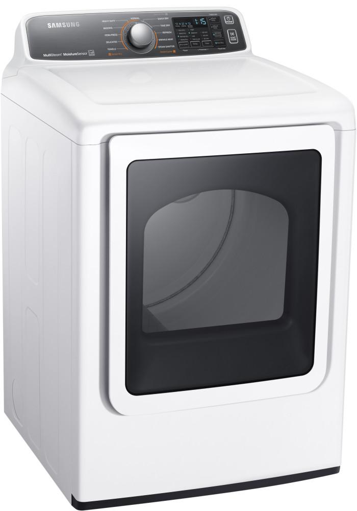 Samsung Dv48j7700ew 27 Inch 7 4 Cu Ft Electric Dryer