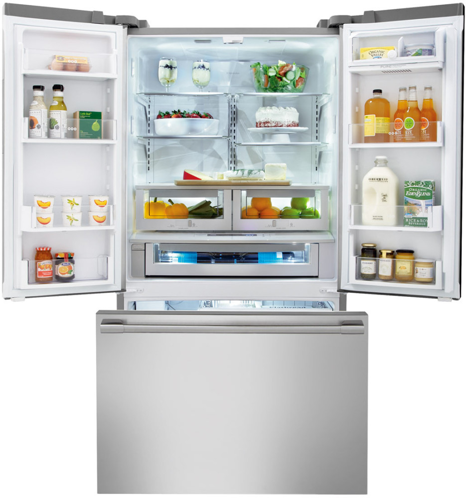 Electrolux E23bc68jps 36 Inch French Door Refrigerator
