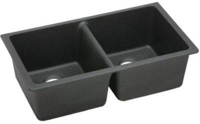 Elkay Elgu3322gy 33 Inch Undermount Kitchen Sink With 9 1