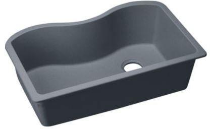 Elkay Elgus3322rgy 33 Inch Undermount Kitchen Sink With 9