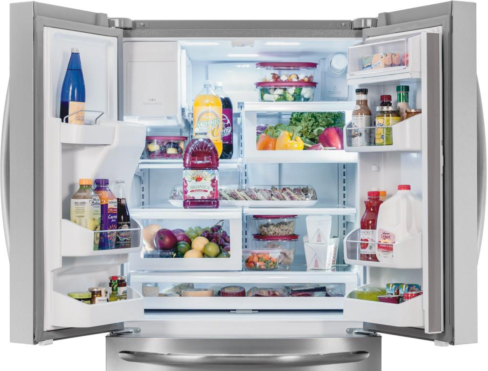 Frigidaire Fghf2366pf 36 Inch French Door Refrigerator
