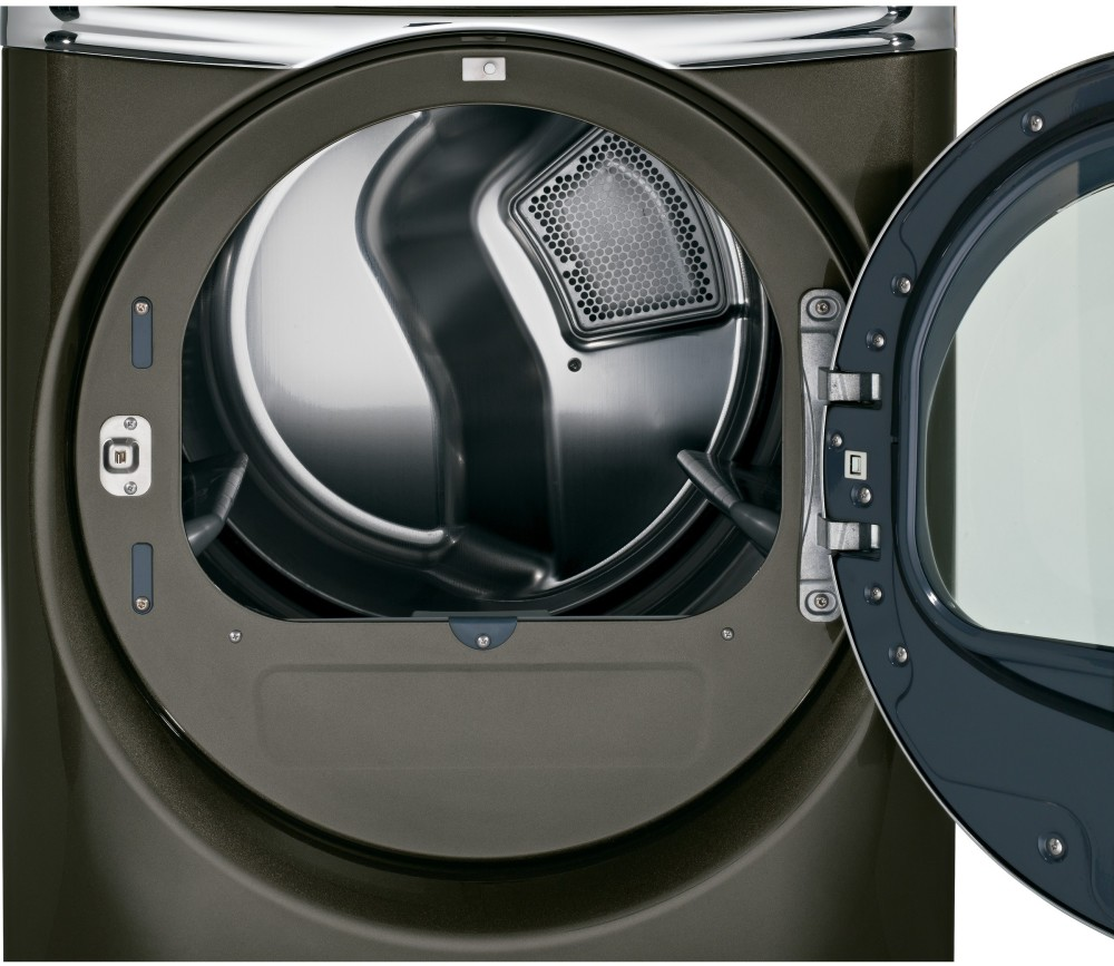 Ge Gfdr485gfmc 28 Inch 8 3 Cu Ft Gas Dryer With 12 Dry
