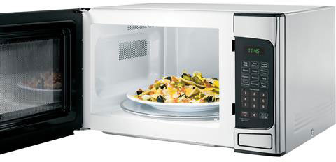 Ge Jes1145shss 1 1 Cu Ft Countertop Microwave Oven With