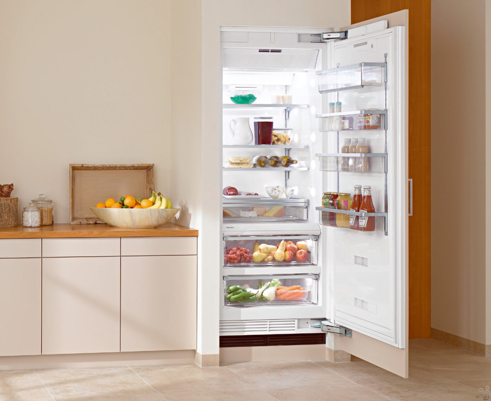 Miele K1803vi 30 Inch Fully Integrated All Refrigerator