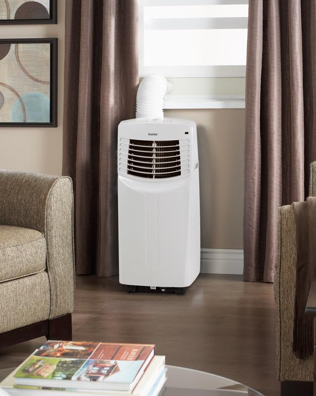 Danby Dpa085b1gb 8 500 Btu Portable Air Conditioner With