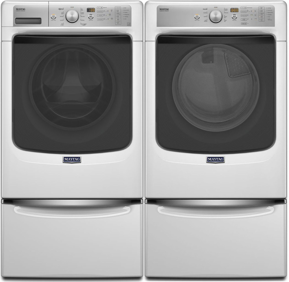 Maytag Mhw5500fw 27 Inch 4 5 Cu Ft Front Load Washer