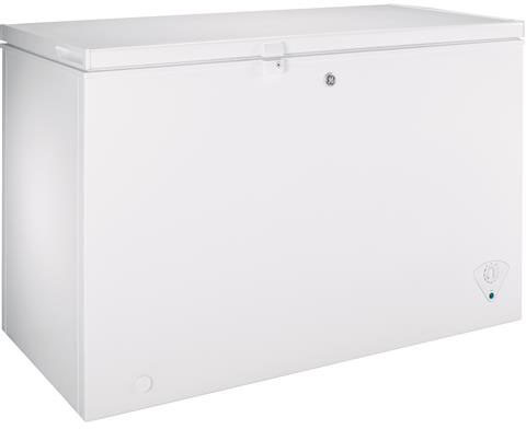 Ge Fcm11phww 10 6 Cu Ft Manual Defrost Chest Freezer
