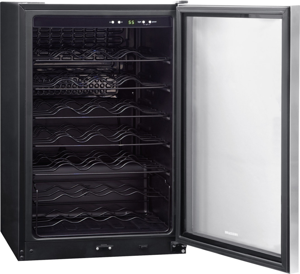 Frigidaire Ffwc4222qs 22 Inch Wine Cooler With 42 Bottle