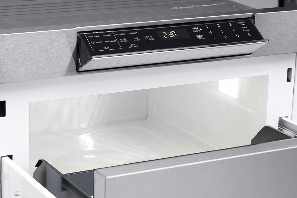 Sharp Smd2470as 24 Inch Microwave Drawer With 1 2 Cu Ft