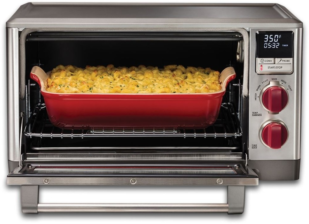 Wolf WGCO100S 1.1 Cu. Ft. Countertop Oven With 6 Cooking