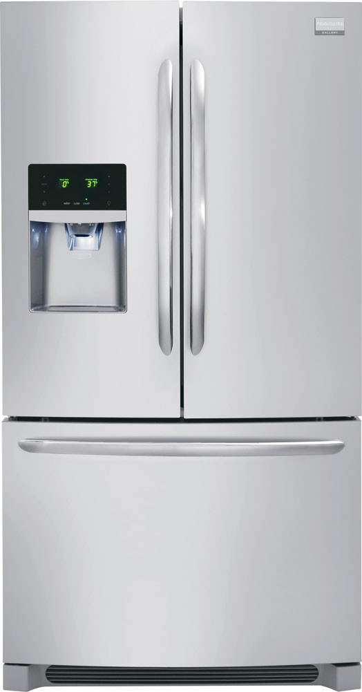 Countertop Ice Maker Menards : ... Ultra Air Filter, External Ice and Water Dispenser and ENERGY STAR