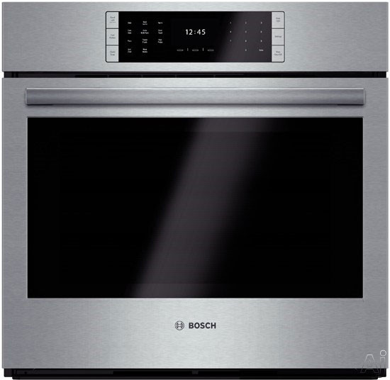 Bosch Hblp451uc 30 Inch Single Electric Wall Oven With 4 6