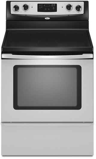 Whirlpool Wfe361lvs 30 Inch Freestanding Electric Range