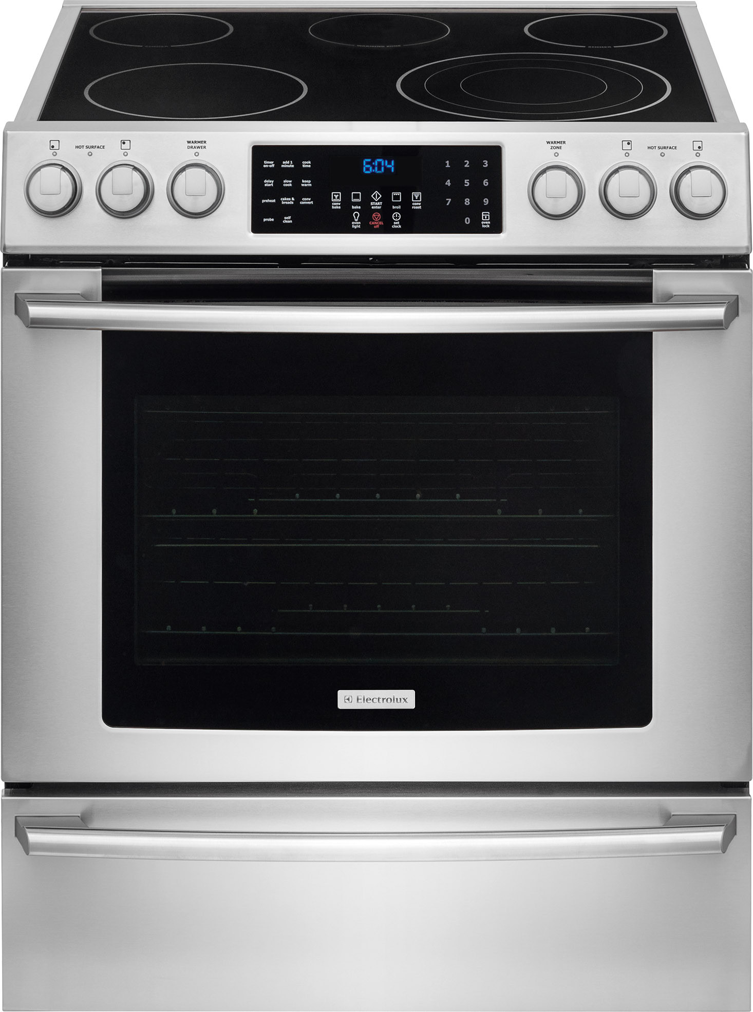 Electrolux Ei30ef45qs 30 Inch Freestanding Electric Range