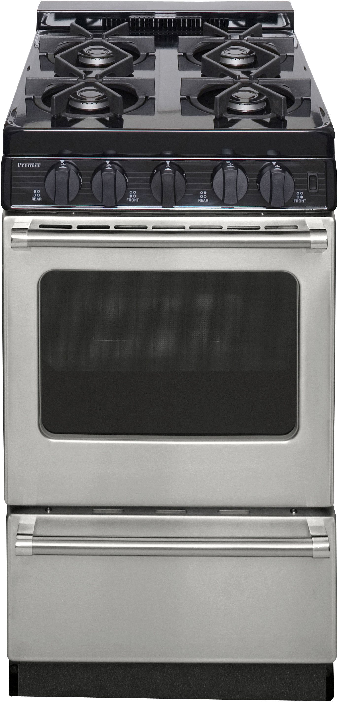 Premier P20s3102p 20 Inch Freestanding Gas Range With 4