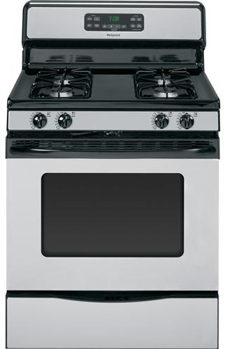 Hotpoint rgb780rehss 30 inch freestanding gas range with 4 for What is the bottom drawer of an oven for