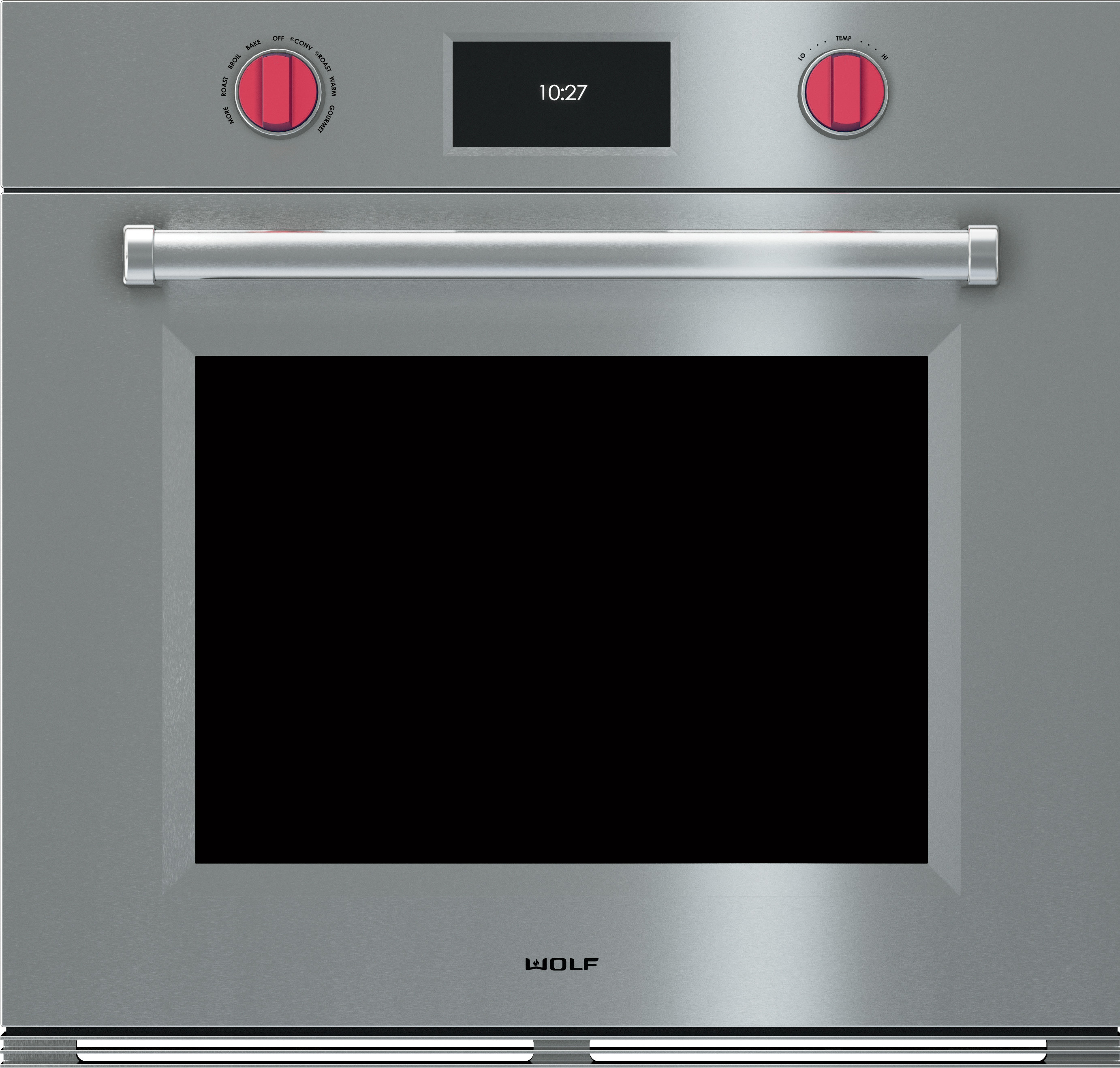 Wolf So30pmsph 30 Inch Single Electric Wall Oven With 5 1