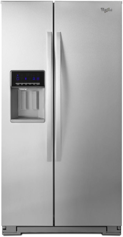 Whirlpool Wrs586fiem 36 Inch Side By Side Refrigerator